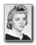 SUE STOKLEY: class of 1961, Grant Union High School, Sacramento, CA.