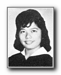 SHIRLEE WONG: class of 1961, Grant Union High School, Sacramento, CA.