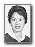 VERONICA ALEMONT: class of 1962, Grant Union High School, Sacramento, CA.