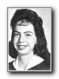 JANET PETERS: class of 1962, Grant Union High School, Sacramento, CA.