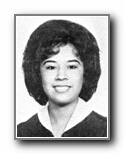 JUANITA RODRIQUEZ: class of 1963, Grant Union High School, Sacramento, CA.