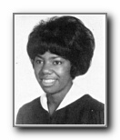 WATRESHIA LEWIS: class of 1965, Grant Union High School, Sacramento, CA.