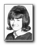 BETTY BORGES: class of 1966, Grant Union High School, Sacramento, CA.