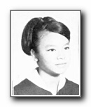 CHRISTINE UNG: class of 1966, Grant Union High School, Sacramento, CA.