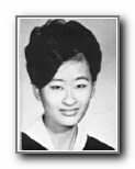 DOROTHY FONG: class of 1968, Grant Union High School, Sacramento, CA.