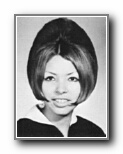 CONNIE HERNANDEZ: class of 1968, Grant Union High School, Sacramento, CA.