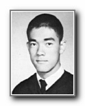 TIM KAWAKAMI: class of 1968, Grant Union High School, Sacramento, CA.
