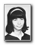 LINDA NABONG: class of 1968, Grant Union High School, Sacramento, CA.