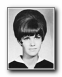 SUE SCHMITZ: class of 1968, Grant Union High School, Sacramento, CA.