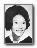 VIRGINA UNG: class of 1968, Grant Union High School, Sacramento, CA.