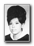 SHARON VIDABEL: class of 1968, Grant Union High School, Sacramento, CA.