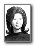 SHIRLEY ABE: class of 1969, Grant Union High School, Sacramento, CA.