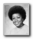 MARGARET THOMAS: class of 1972, Grant Union High School, Sacramento, CA.