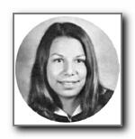 GEORGINA AMARO: class of 1975, Grant Union High School, Sacramento, CA.