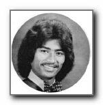 LAWRENCE RAMOS: class of 1975, Grant Union High School, Sacramento, CA.