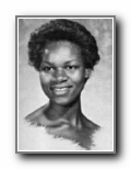 DENISE BROWN: class of 1979, Grant Union High School, Sacramento, CA.