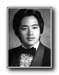 RICARDO DOLAR: class of 1985, Grant Union High School, Sacramento, CA.