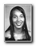 KEESHA RICHARDSON: class of 1999, Grant Union High School, Sacramento, CA.