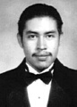 JOSE BALDERAS: class of 2000, Grant Union High School, Sacramento, CA.