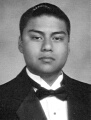 ANTONIO HUIZAR: class of 2000, Grant Union High School, Sacramento, CA.