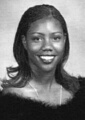 JASMINE EDWARDS: class of 2001, Grant Union High School, Sacramento, CA.