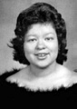KATHY GOODWIN: class of 2001, Grant Union High School, Sacramento, CA.