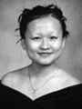 PAO LEE: class of 2001, Grant Union High School, Sacramento, CA.