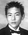 JOHNNY HUYNH: class of 2003, Grant Union High School, Sacramento, CA.