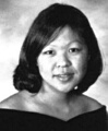 LUCY LAO: class of 2004, Grant Union High School, Sacramento, CA.