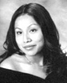 YADIRA MENCHU: class of 2004, Grant Union High School, Sacramento, CA.