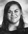 VERONICA PAEA: class of 2004, Grant Union High School, Sacramento, CA.