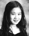JULIE THAO: class of 2004, Grant Union High School, Sacramento, CA.