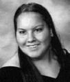 NATALIE SIZER: class of 2006, Grant Union High School, Sacramento, CA.