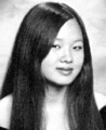 Julie Vang: class of 2006, Grant Union High School, Sacramento, CA.