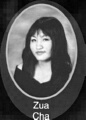 Zua Cha: class of 2007, Grant Union High School, Sacramento, CA.