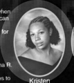 KRISTEN CLEVELAND: class of 2007, Grant Union High School, Sacramento, CA.