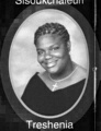 Treshenia Solomon: class of 2007, Grant Union High School, Sacramento, CA.