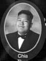 CHIA THAO: class of 2007, Grant Union High School, Sacramento, CA.