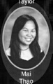 MAI THAO: class of 2007, Grant Union High School, Sacramento, CA.