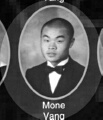 Mone Vang: class of 2007, Grant Union High School, Sacramento, CA.