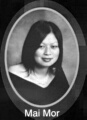 Mai Mor Vue: class of 2007, Grant Union High School, Sacramento, CA.