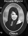 Choua Xiong: class of 2007, Grant Union High School, Sacramento, CA.