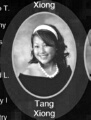 Tang Xiong: class of 2007, Grant Union High School, Sacramento, CA.