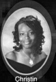 CHRISTIN YOUNGBLOOD: class of 2007, Grant Union High School, Sacramento, CA.