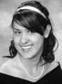 ANA BALDERAS: class of 2008, Grant Union High School, Sacramento, CA.