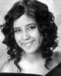ANGIE SIERRA: class of 2013, Grant Union High School, Sacramento, CA.