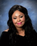 Ieasha Johnson: class of 2014, Grant Union High School, Sacramento, CA.