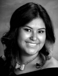 Yaneli Aguilar: class of 2015, Grant Union High School, Sacramento, CA.