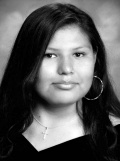 Joy Medicine Crow: class of 2017, Grant Union High School, Sacramento, CA.