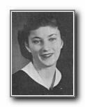 DORIS ANDERSON: class of 1956, Norte Del Rio High School, Sacramento, CA.
